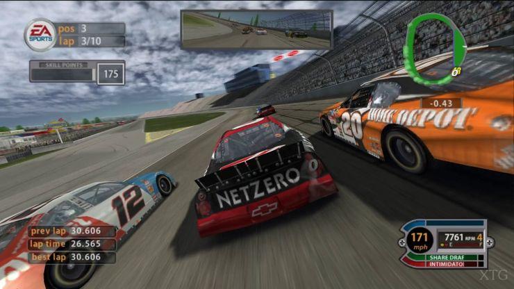 гонки на PS2