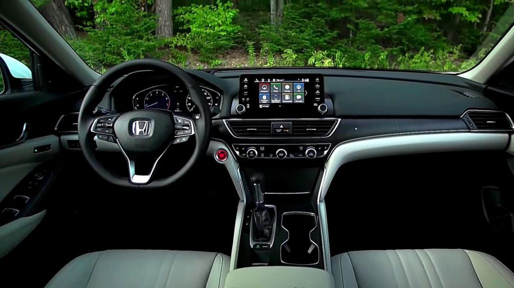 honda accord 2020