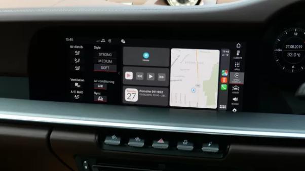 система apple carplay