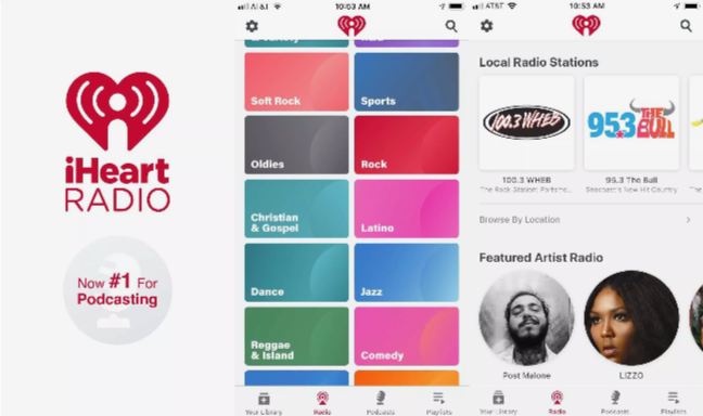 iheartradio music