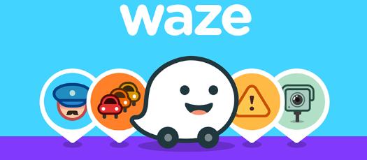 навигатор waze