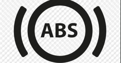 датчик ABS загорается