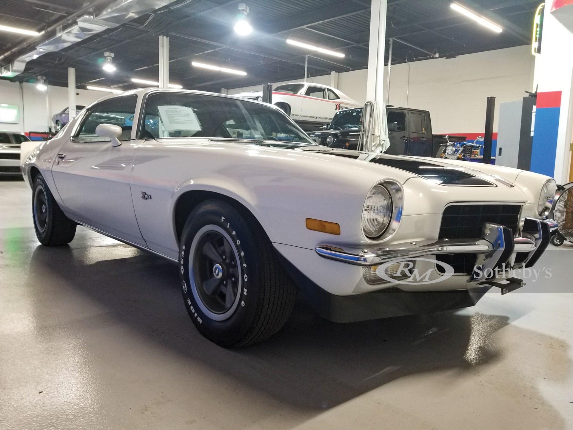 1973 Chevrole Camaro