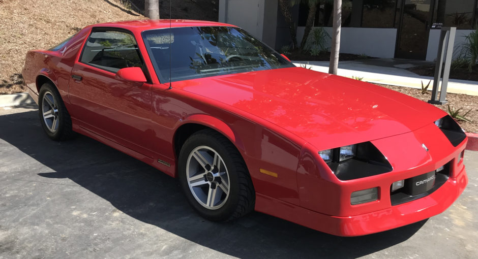 1985 Chevrolet Camaro z28