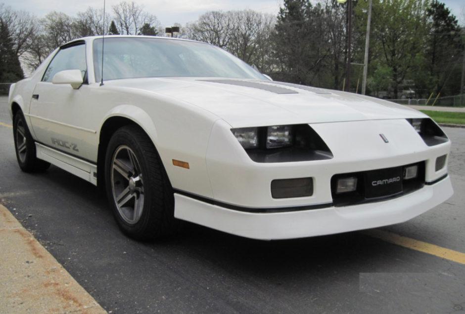 1986 Chevrolet Camaro Z
