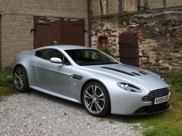 2010 Aston Martin Vantage V12
