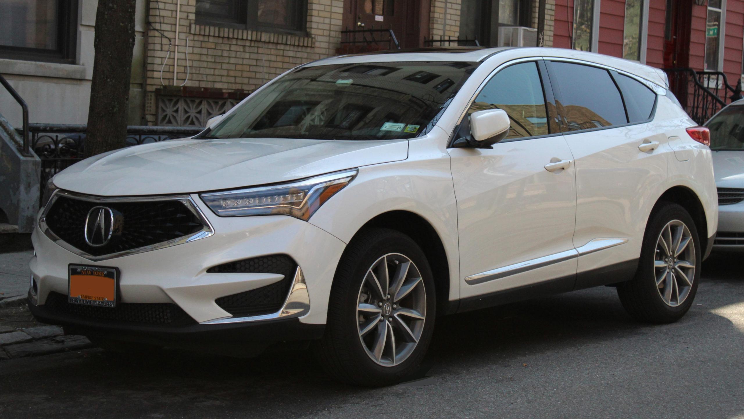 2019 Acura RDX SH-AWD 2.0