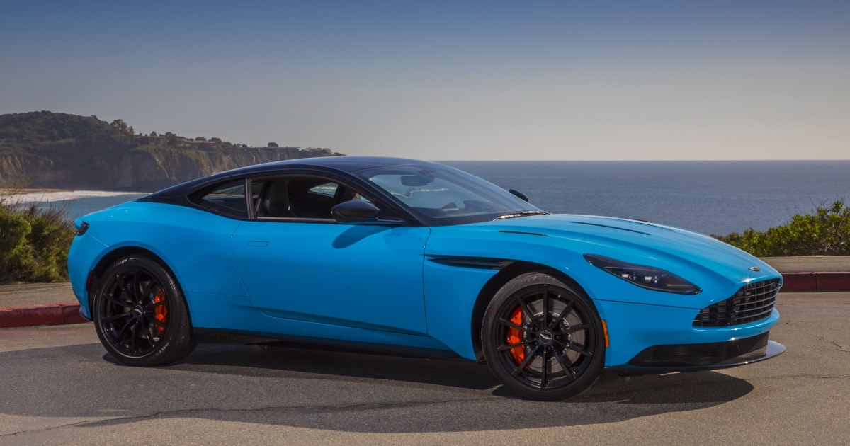 Aston Martin DB11 V12Newsport Beach