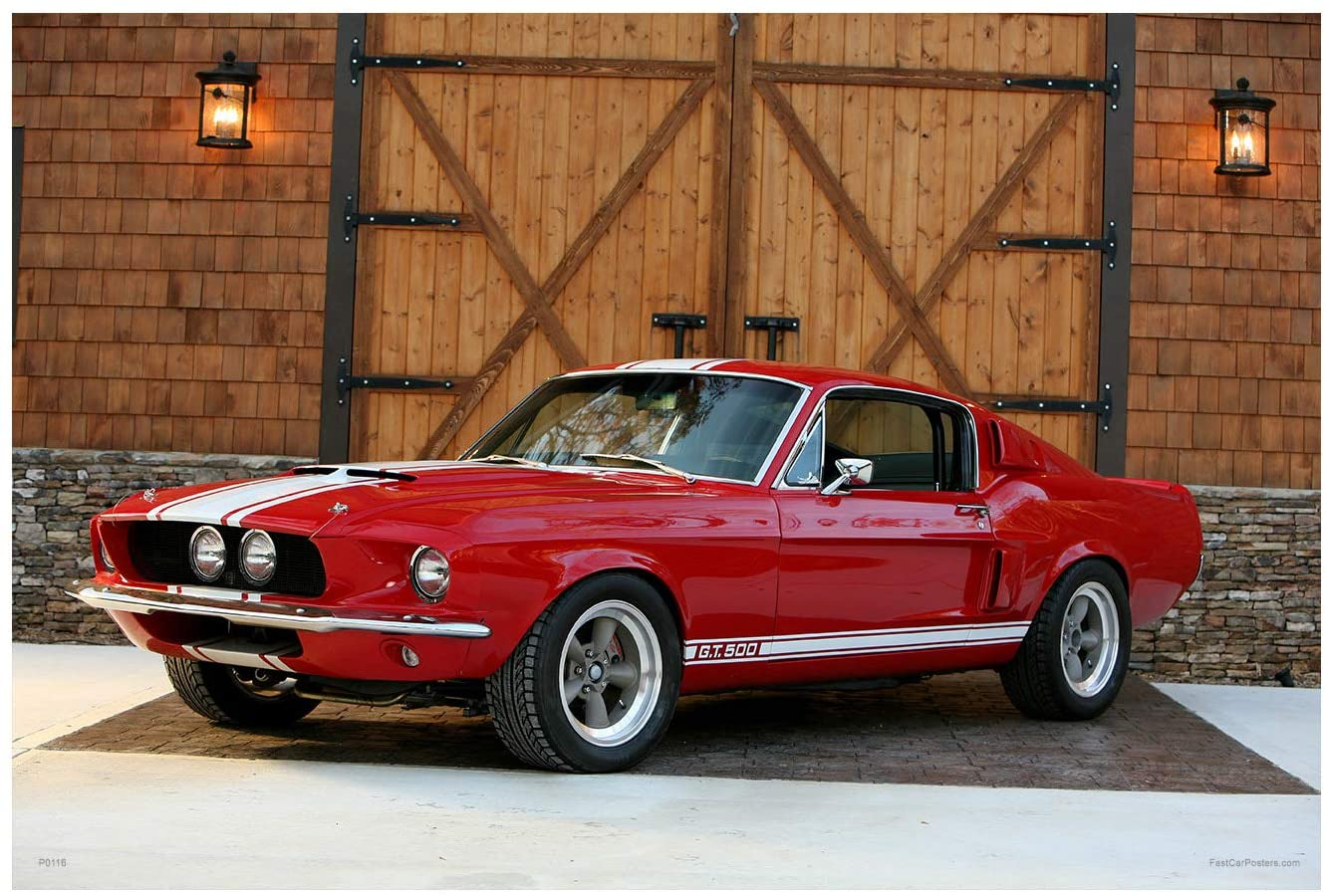 Ford Muctang Shelby Cobra GT350