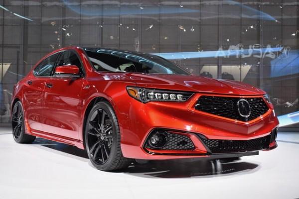 Honda Acura TLC 2020