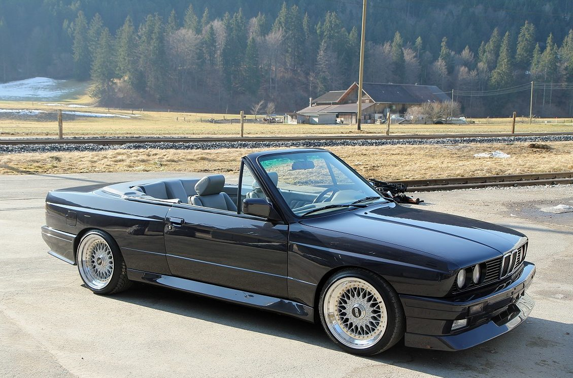 1988 bmw 325 cabrio