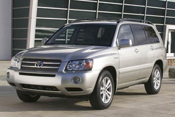 2005 Toyota Highlander Hybrid