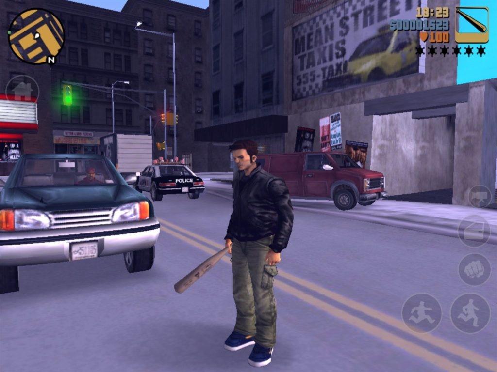 GTA 3 mobile