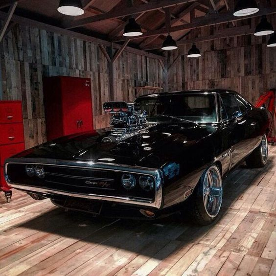 фото американских машин