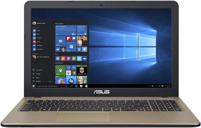 Ноутбук ASUS X540SC