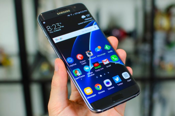 смартфон samsung galaxy s7 edge характеристики