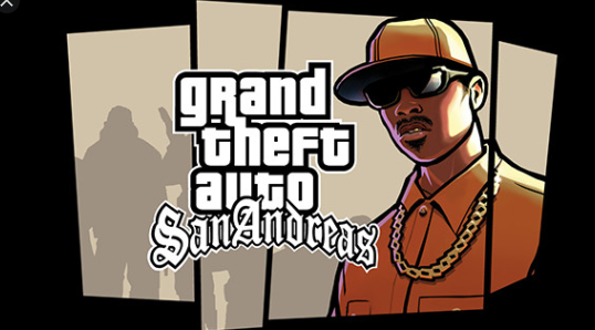 GTA San Andreas Ios обзор