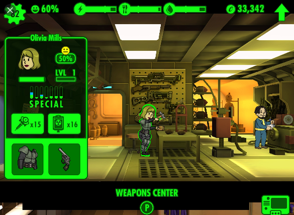Игра Fallout Shelter обзор