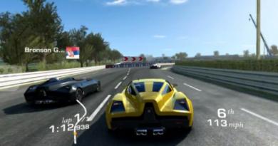 Real Racing 3 обзор