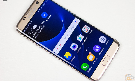 Cмартфон samsung galaxy s7 edge