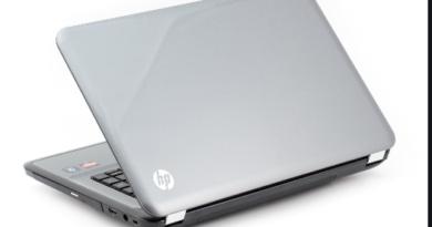 Ноутбук HP pavilion g6