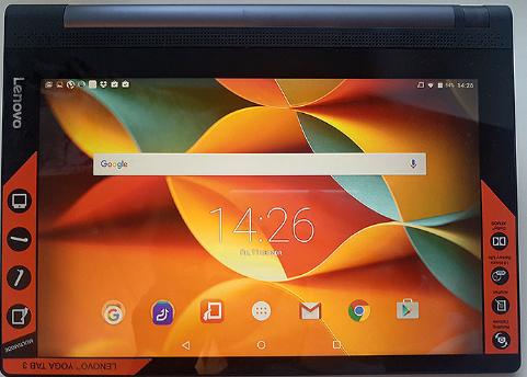 Планшет Lenovo Yoga Tab 3 10