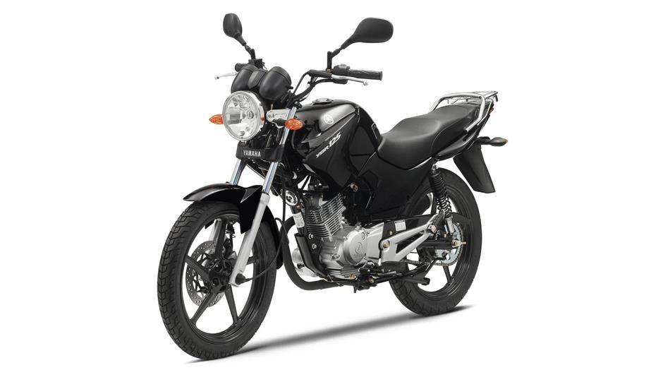 Кроссовый мотоцикл 125