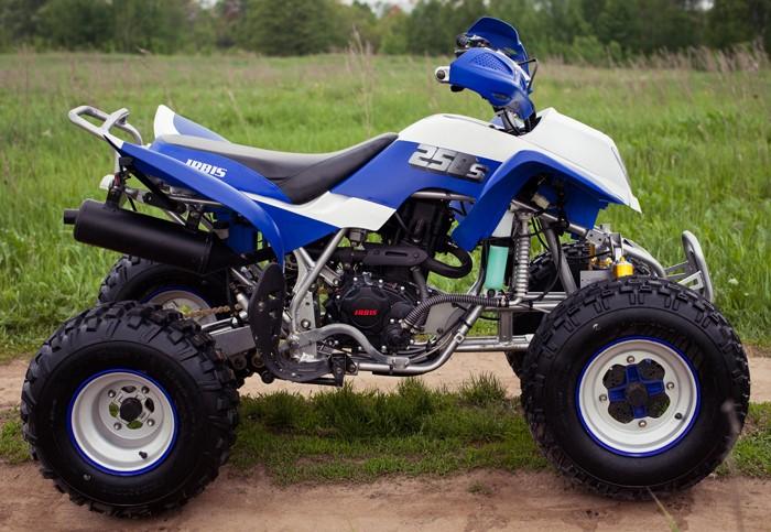 ATV 250S Motoland