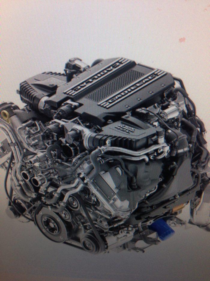 двигатели v8