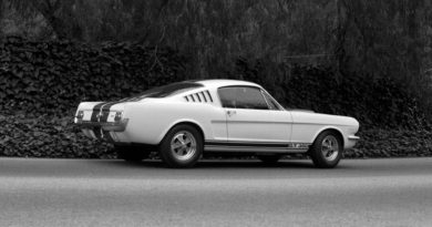ford mustang prototype 1965