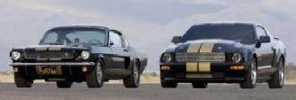 Ford Mustang история