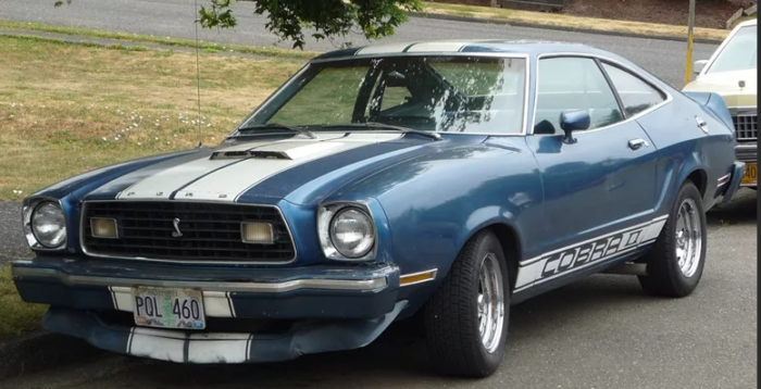 Ford Mustang 1975