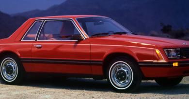 форд мустанг 1979