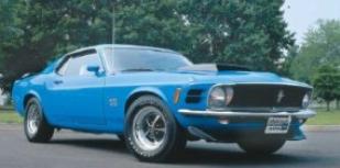 форд мустанг 1969