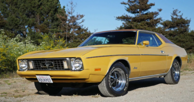 Ford Mustang 1971,1972,1973