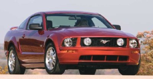 ford mustang 2007 2006 2005