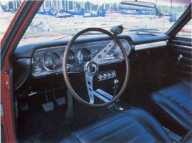 Chevrolet Chevelle 396