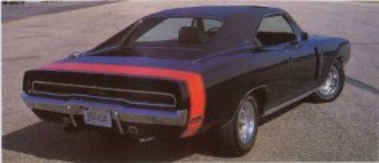 Dodge Charger R T hemi