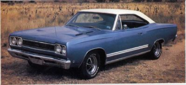 Plymouth 1968