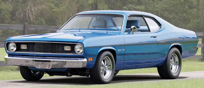 plymouth duster 1970
