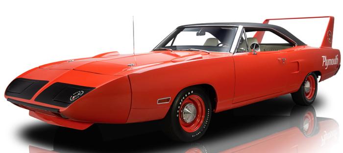 1970 Plymouth Road Runner Superbird