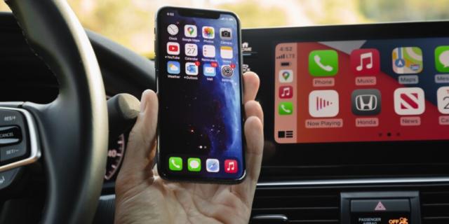 как отключить Apple CarPlay