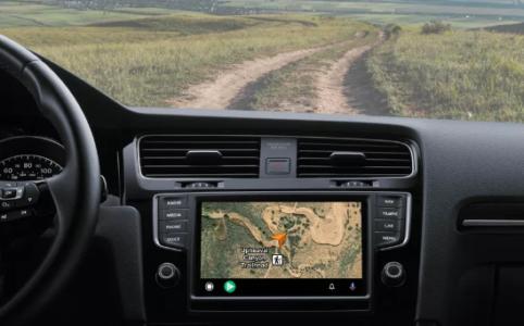 Android Auto навигация